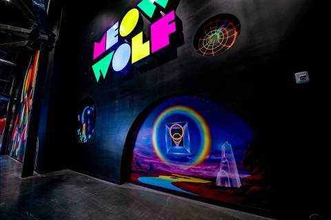 Meow Wolf is hiring 200 hourly employees for the flagship attraction at Area15. (Meow Wolf)