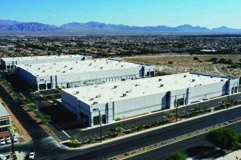 Lincoln Property Co. has acquired West Craig Industrial Center in North Las Vegas, seen here, f ...