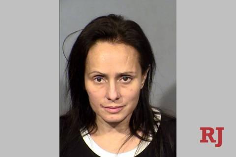 Karyn Page (Las Vegas Metropolitan Police Department)