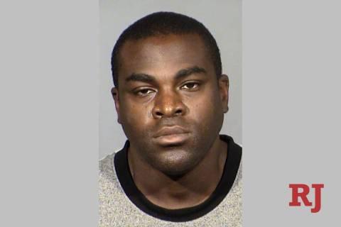 Corey Britton (Las Vegas Metropolitan Police Department)