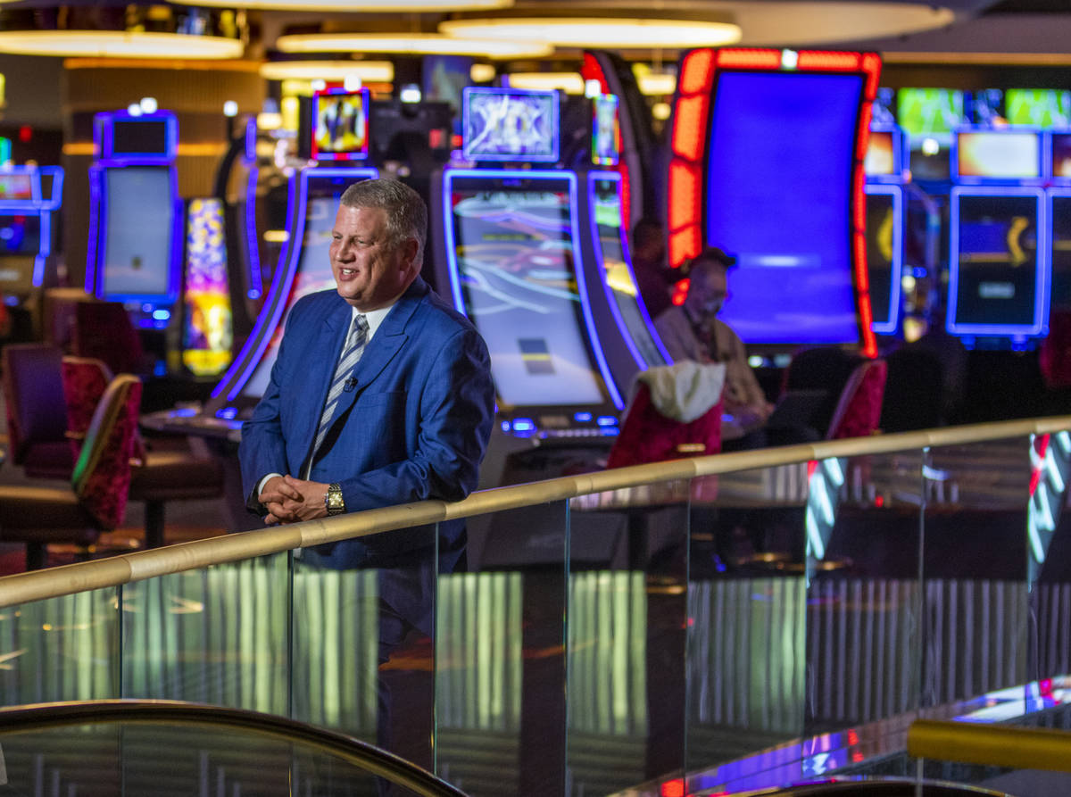 Derek Stevens speaks about the making of and official opening of the Circa Resort & Casino ...