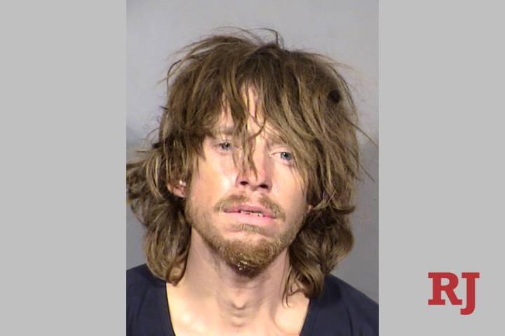 Jimi McDougal (Las Vegas Metropolitan Police Department)