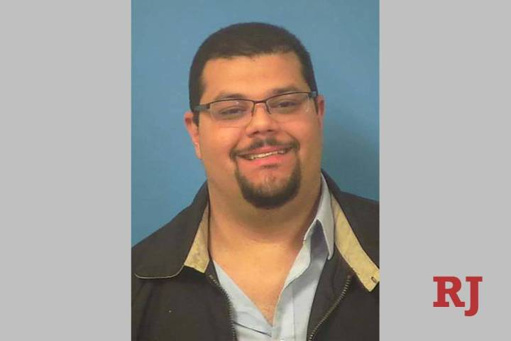 Nye County Commissioner Leo Blundo. (Nye County Sheriff's Office)