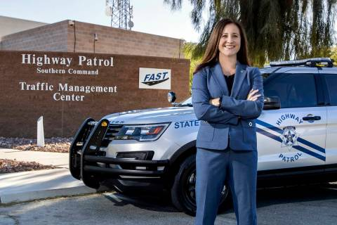 After climbing the ranks of the Nevada Department of Public Safety for the past 25 years, Anne ...