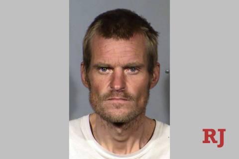 Steven Revell (Las Vegas Metropolitan Police Department)
