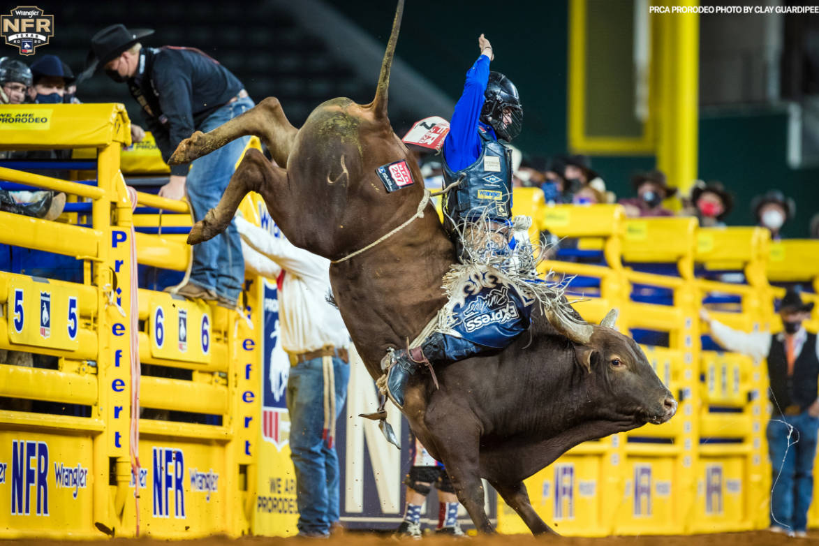 Stetson Wright won his second all-around Professional Rodeo Cowboys Association title in a row. ...