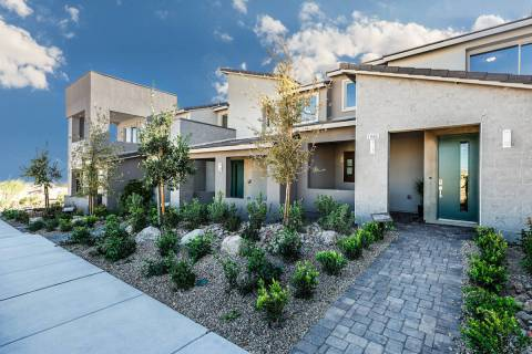Ascent by KB Home opens in Redpoint Square, a new district in the master-planned community of S ...