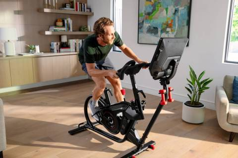 Bowflex VeleCore indoor bike (Courtsey, Bowflex)