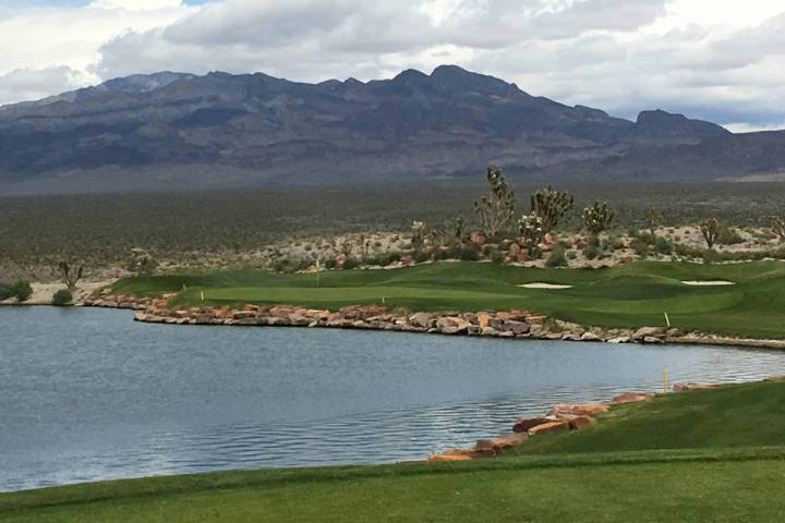 Spectacular views, excellent conditions and challenging layouts make Paiute Golf Resort a favor ...