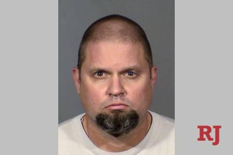 Aric Irwin (Las Vegas Metropolitan Police Department)