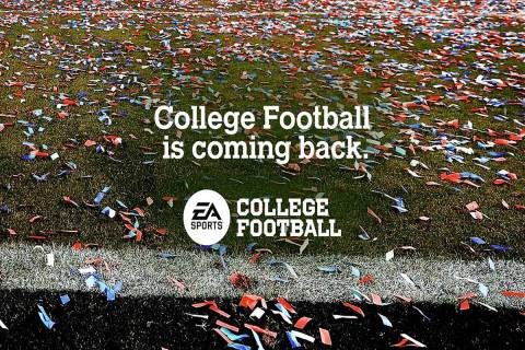 EA Sports announced a new college football came is coming. (EA Sports)