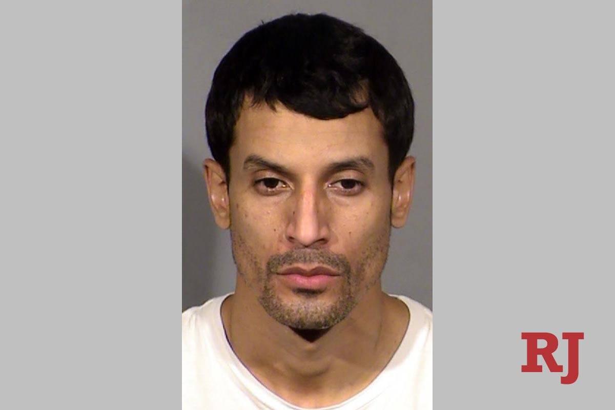Adrian Navarro (Las Vegas Metropolitan Police Department)