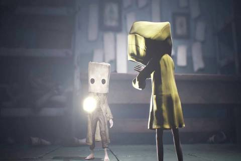 Little Nightmares 2 will be released on Feb. 11. (BANDAI NAMCO Entertainment America)