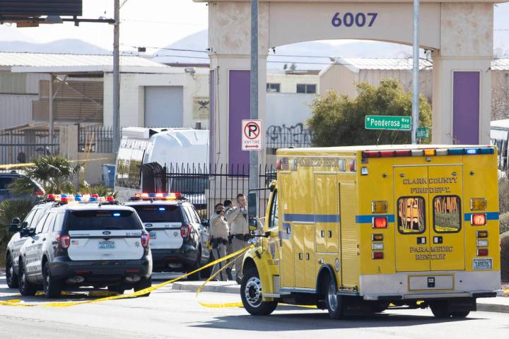 The Metropolitan Police Department investigated an officer-involved shooting on Wednesday, Feb. ...