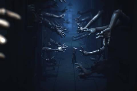 "Players take control of Mono is ""Little Nightmares II."" (BANDAI NAMCO Entertainment America)"