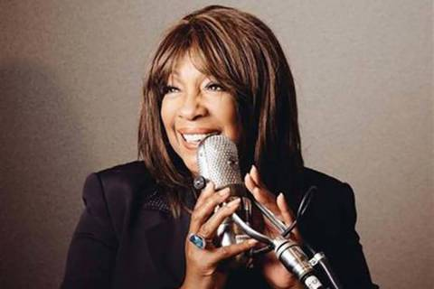 Mary Wilson, founding member of The Supremes. (Photo by Casey Curry/Invision/AP, file)