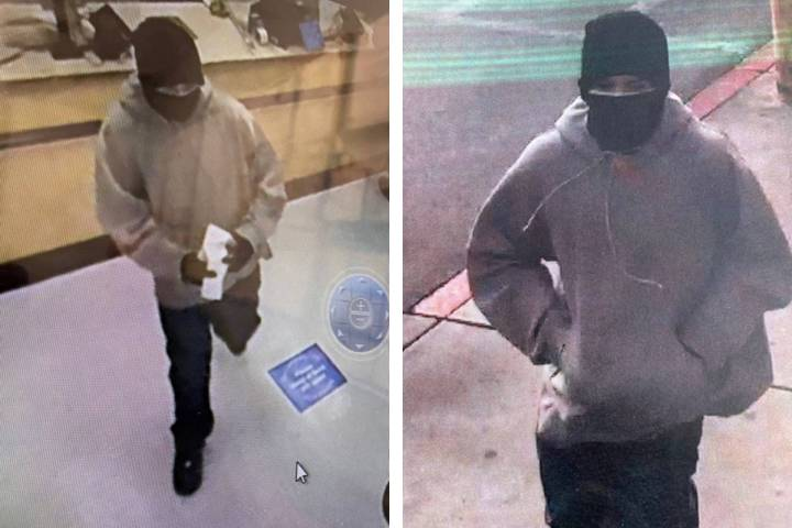 Police are seeking this man in connection to an armed robbery that occurred Tuesday, Feb. 9, 20 ...