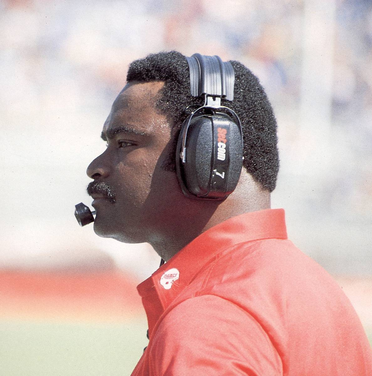 UNLV football coach Wayne Nunnely was the program's first Black head coach. Photo courtesy of U ...