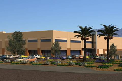 SunCap Property Group and Diamond Realty Investments plan to develop an industrial park in Nort ...