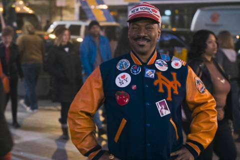 """Eddie Murphy stars in """"Coming 2 America"""". (Quantrell D. Colbert/Paramount Pictures)"""