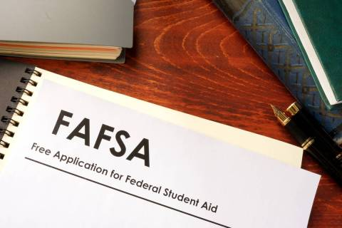 Free Application for Federal Student Aid (Getty Images)