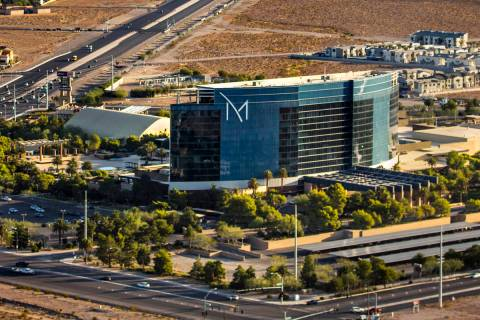 Penn National Gaming operates The M Resort in Las Vegas. (L.E. Baskow/Las Vegas Review-Journal) ...