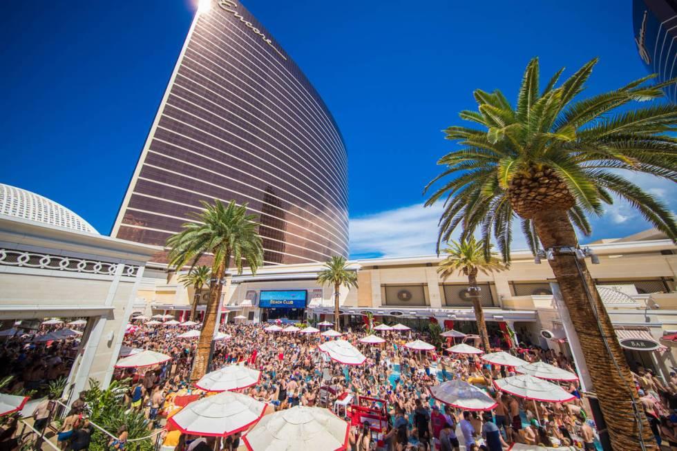 Encore Beach Club (Wynn Las Vegas)