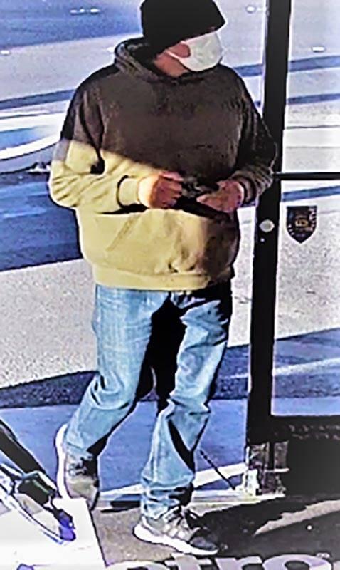 Geovani Baltadano (Las Vegas Metropolitan Police Department)