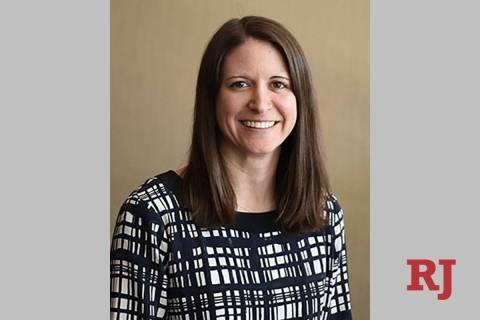Rebecca Feiden, executive director of the Nevada State Public Charter School Authority. (Courtesy)