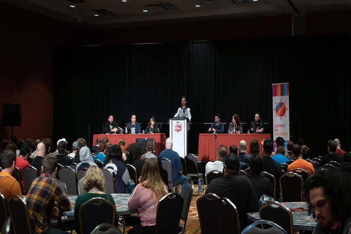 Latinx in Gaming aims to help Latinx people break into the video games industry. (Latinx in Gaming)