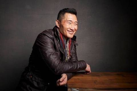 """Daniel Dae Kim poses for a portrait to promote the film """"Blast Beat"""" at the Music Lod ..."""