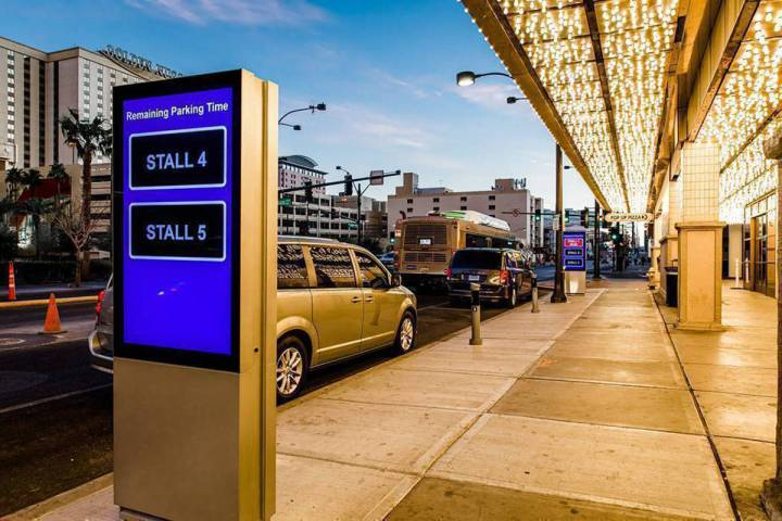Cox Communications and the city of Las Vegas are partnering on a six-month trial curbside manag ...