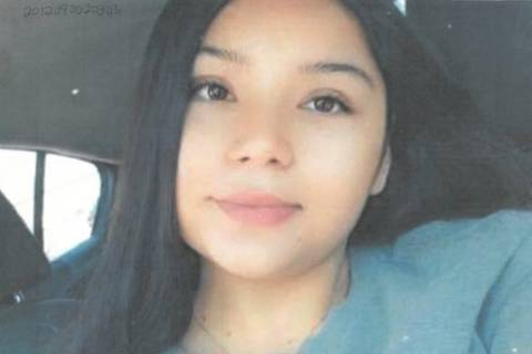 Aleah Scheible, 17 (NLVPD)
