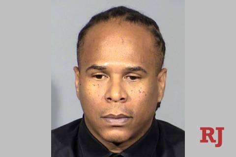 Rontu Ary Elam (Las Vegas Metropolitan Police Department)