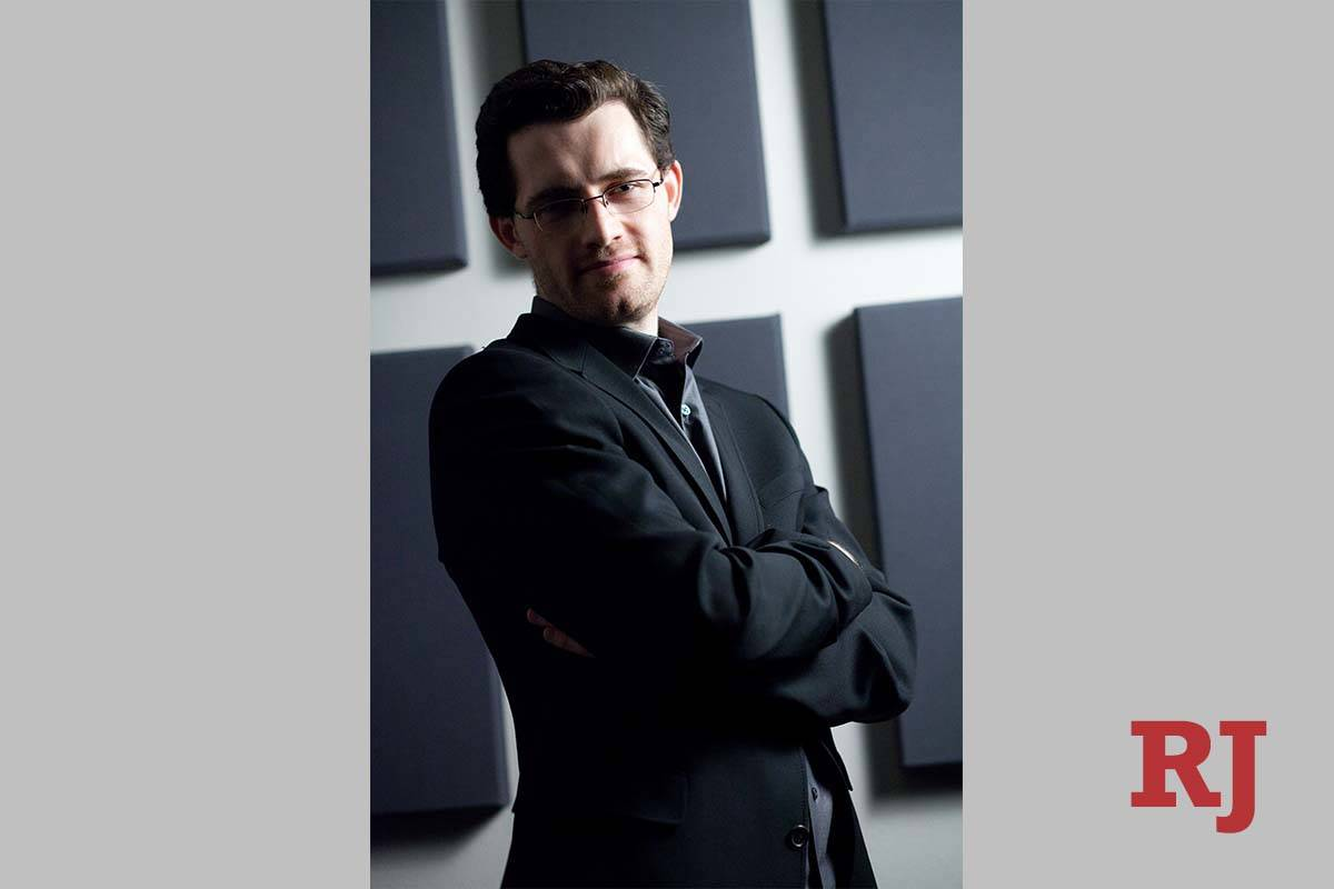 Composer Austin Wintory has created the scores for multiple games. (Lisa Margolis)