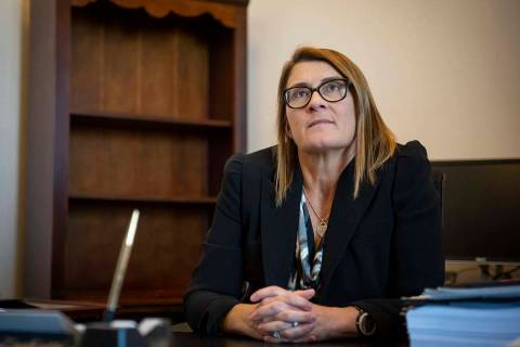Last year, Judge Jennifer Togliatti was nominated by former President Donald Trump to one two v ...