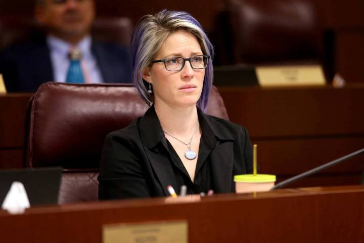 Reno Assemblywoman Sarah Peters (Las Vegas Review-Journal)