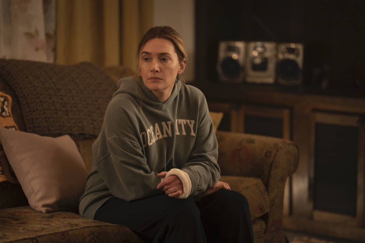 "Kate Winslet stars in HBO's ""Mare of Easttown."" (Michele K. Short/HBO)"