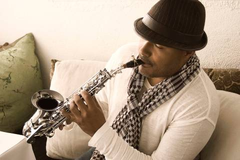 Saxophonist Najee is one of the scheduled performers for Clark County Parks and Recreation's 31 ...