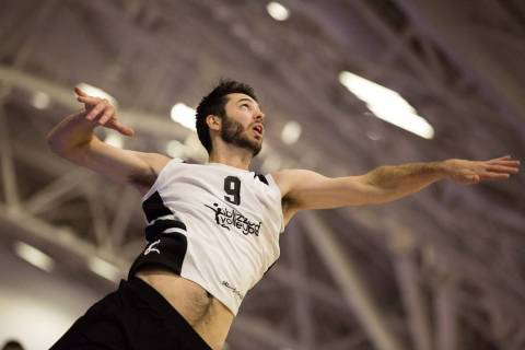 Former Shadow Ridge volleyball standout Vinny Rodriguez about the goals of the Las Vegas Ramble ...