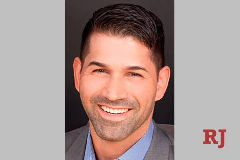 Manny Kess, a Las Vegas Republican, is running for Nevada state treasurer. (Manny Kess for Stat ...