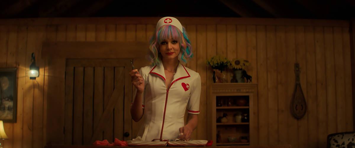 Acting nominee Carey Mulligan stars as a woman seeking revenge after the rape of her best frien ...