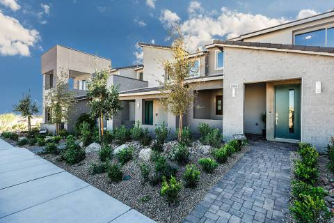 Ascent by KB Home is one of three neighborhoods by the homebuilder offered in Summerlin. Homes ...
