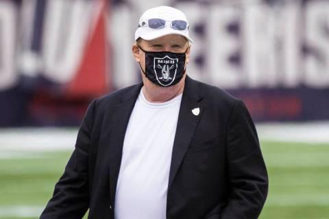 Las Vegas Raiders owner Mark Davis
