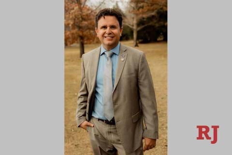 Sparks City Councilman Kristopher Dahir will run for Nevada Secretary of State in 2022. (Kristo ...