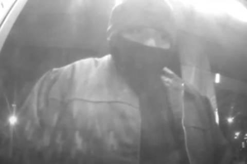 sexual assault suspect (screengrab/LVMPD via YouTube)