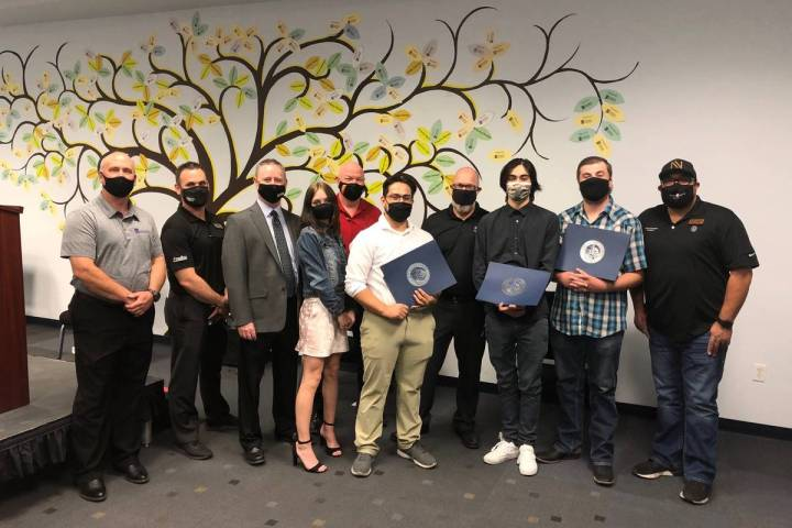 Foundation for an Independent Tomorrow just graduated its first class of automotive technicians ...