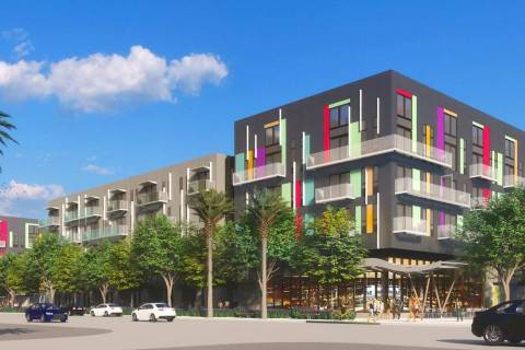 Luxury apartment community, Parc Haven, has opened in Symphony Park at 250 S. City Parkway. New ...