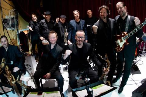The Lon Bronson Band performed for longtime Las Vegas hospitality executive Michael Severino's ...