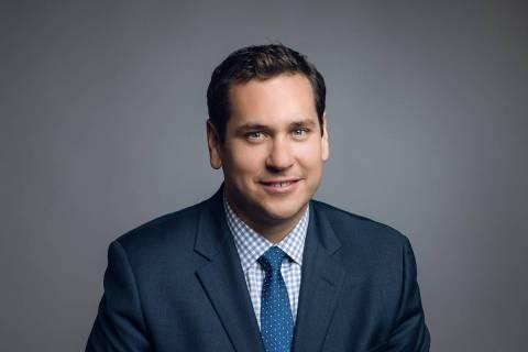 Las Vegas attorney and former Harry Reid staffer Cisco Aguilar announced he will run for Nevada ...